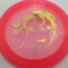 October Ghouls - Discmania PD, PD2, DD2, P2 - dd2 - pink - c-line - gold - 175g - 176-6g - somewhat-domey - pretty-stiff