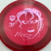 October Ghouls - Discmania PD, PD2, DD2, P2 - dd2 - red - c-line - pink - 176g - 176-3g - pretty-domey - pretty-stiff