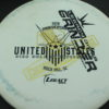 Ghost - Swirly Icon - Flat Top - gold - 176g - 176-9g - pretty-flat - pretty-stiff