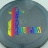 Outlaw - Pinnacle - Limited Edition - smoke - rainbow - 174g - 174-8g - pretty-flat - neutral