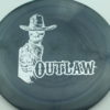 Outlaw - Pinnacle - Limited Edition - smoke - silver - 175g - 176-0g - pretty-flat - neutral