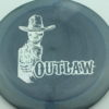 Outlaw - Pinnacle - Limited Edition - smoke - snake-skin - 175g - 175-2g - pretty-flat - neutral