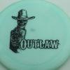 Outlaw - Pinnacle - Limited Edition - light-blue - black - 175g - 175-5g - pretty-flat - neutral