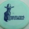Outlaw - Pinnacle - Limited Edition - light-blue - dark-blue - 175g - 176-0g - pretty-flat - neutral