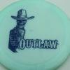 Outlaw - Pinnacle - Limited Edition - light-blue - dark-blue - 175g - 176-2g - pretty-flat - neutral