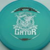Gator - Luster Champion - Scott Withers - blue - silver - red - 175g - 175-3g - super-flat - somewhat-stiff