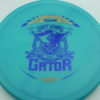 Gator - Luster Champion - Scott Withers - blue - blue - gold - 175g - 174-8g - super-flat - somewhat-stiff