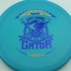 Gator - Luster Champion - Scott Withers - blue - blue - gold - 175g - 176-3g - super-flat - somewhat-stiff