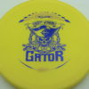 Gator - Luster Champion - Scott Withers - yellow - blue - gold - 175g - 174-9g - super-flat - somewhat-stiff