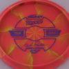 Drone - Swirl ESP - Andrew Presnell - blue - 175-176g - 177-7g - neutral - somewhat-stiff