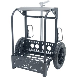 Zuca Backpack Cart LG in black