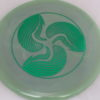 FD - Swirly S-Line - green - 167g - 168-1g - neutral - neutral
