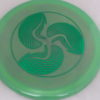 FD - Swirly S-Line - green - 168g - 168-8g - neutral - neutral