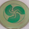 FD - Swirly S-Line - green - 168g - 168-5g - neutral - neutral