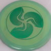 FD - Swirly S-Line - green - 167g - 167-9g - neutral - neutral