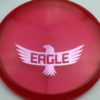 Eagle and Simon stamp - (MD3, MD4, DDx) - md3 - redpink - c-line - light-pink - 180g - 181-2g - somewhat-domey - neutral