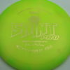 Saint Pro - yellowgreen - opto - gold - 174g - 175-9g - somewhat-domey - neutral