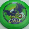 Eagle - Innfuse Star - green - 168g - 167-1g - somewhat-flat - neutral