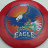 Eagle - Innfuse Star - red - 175g - 175-2g - somewhat-domey - somewhat-stiff