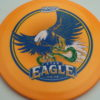 Eagle - Innfuse Star - light-orange - 175g - 176-7g - somewhat-flat - somewhat-stiff