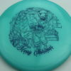 Legacy 2019 Christmas Discs - (Ghost, Gauge, Cannon) - ghost - glow-blue - glow - blue - 180g - 178-7g - somewhat-flat - somewhat-stiff