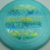 Legacy 2019 Christmas Discs - (Ghost, Gauge, Cannon) - cannon - light-blue - pinnacle - rainbow-bluegreenyellow - 173g - 173-6g - neutral - neutral