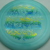 Legacy 2019 Christmas Discs - (Ghost, Gauge, Cannon) - cannon - light-blue - pinnacle - rainbow-bluegreenyellow - 174g - 174-6g - neutral - neutral