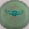 FD - Swirly S-Line - teal - 175g - 174-9g - neutral - neutral