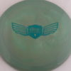 FD - Swirly S-Line - teal - 175g - 176-0g - neutral - neutral