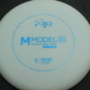 M Model OS - BaseGrip Plastic - white - blue - 177g - 177-9g - pretty-flat - pretty-stiff - basegrip