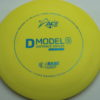 D Model S - light-yellow - basegrip - blue - 304 - 173g - 173-2g - somewhat-domey - pretty-stiff