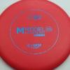 M Model OS - BaseGrip Plastic - redpink - blue - 178g - 179-1g - pretty-flat - pretty-stiff - basegrip