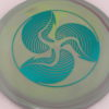 FD - Swirly S-Line - teal - 167g - 167-8g - neutral - neutral