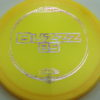Buzzz OS - yelloworange - z-line - silver-w-pink-purple-streaks - 304 - 177g-2 - 178-0g - somewhat-flat - pretty-stiff