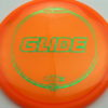 Glide - orange - z-line - green-fracture - 177g-2 - 177-6g - neutral - pretty-stiff