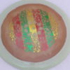 X3 - 500 Spectrum - Catrina Allen Signature Series - rainbow-rasta - 173g - 173-8g - pretty-domey - somewhat-stiff
