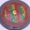 X3 - 500 Spectrum - Catrina Allen Signature Series - rainbow-rasta - 173g - 173-7g - super-domey - somewhat-stiff