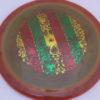 X3 - 500 Spectrum - Catrina Allen Signature Series - rainbow-rasta - 173g - 173-7g - pretty-domey - somewhat-stiff