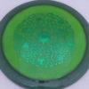 X3 - 500 Spectrum - Catrina Allen Signature Series - green - 172g - 173-2g - pretty-domey - somewhat-stiff