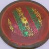X3 - 500 Spectrum - Catrina Allen Signature Series - rainbow-rasta - 173g - 174-1g - pretty-domey - somewhat-stiff