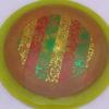 X3 - 500 Spectrum - Catrina Allen Signature Series - rainbow-rasta - 172g - 173-6g - pretty-domey - somewhat-stiff