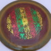 X3 - 500 Spectrum - Catrina Allen Signature Series - rainbow-rasta - 173g - 173-5g - pretty-domey - somewhat-stiff