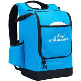 Dynamic Discs Sniper Bag in Hyper Blue.