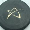 PA4 - 300 Soft - First Run - black - gold - gold - 173g - 173-2g - super-flat - somewhat-gummy