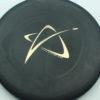 PA4 - 300 Soft - First Run - black - gold - gold - 174g - 174-9g - super-flat - somewhat-gummy