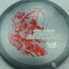 Phantom Warrior - Drew Gibson - gray - red-lines - silver - 174g - 176-2g - pretty-domey - neutral