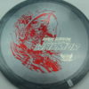 Phantom Warrior - Drew Gibson - gray - red-lines - silver - 175g - 176-2g - pretty-domey - neutral