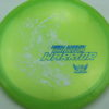 Phantom Warrior - Drew Gibson - green - white - blue-pebbles - 175g - 178-0g - neutral - somewhat-stiff