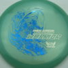 Phantom Warrior - Drew Gibson - blue-green - blue-pebbles - silver - 175g - 178-1g - neutral - somewhat-stiff