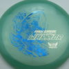 Phantom Warrior - Drew Gibson - blue-green - blue-pebbles - silver - 175g - 177-9g - neutral - pretty-stiff